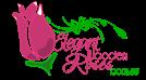 Elegant Wooden Roses