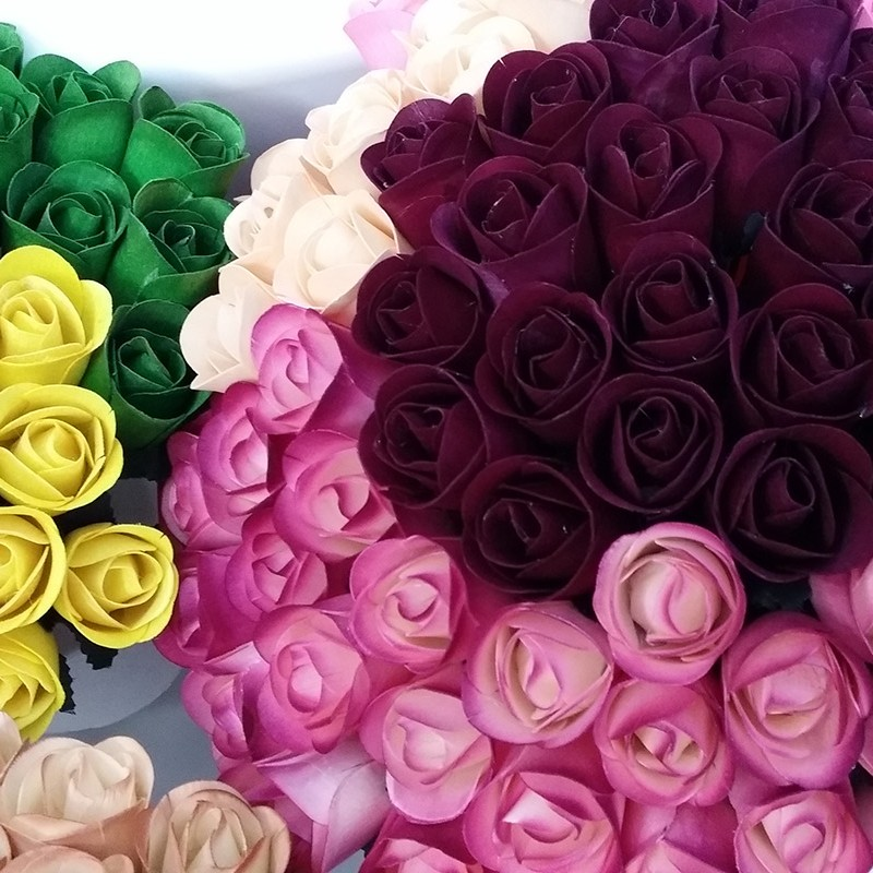 Products Elegant Wooden Roses